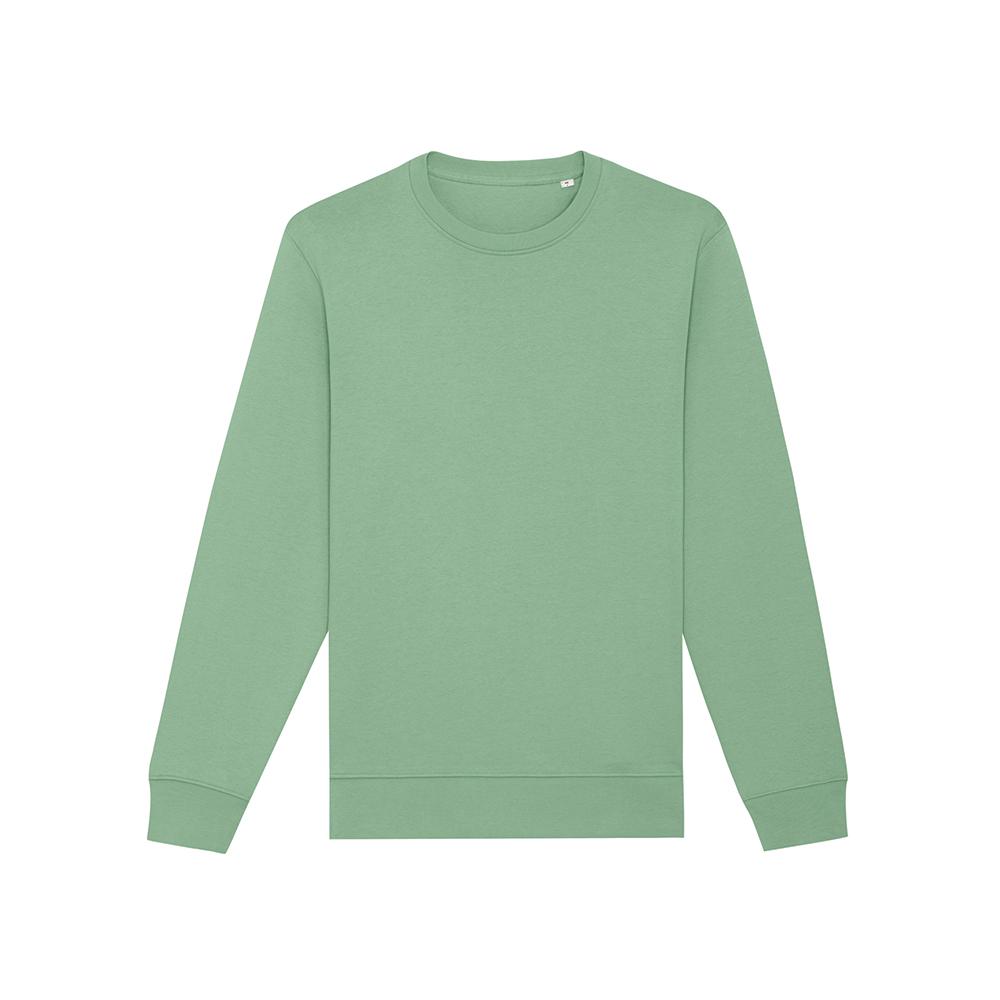 Bluzy - Bluza Unisex Changer - STSU823 - Dusty Mint - RAVEN - koszulki reklamowe z nadrukiem, odzież reklamowa i gastronomiczna