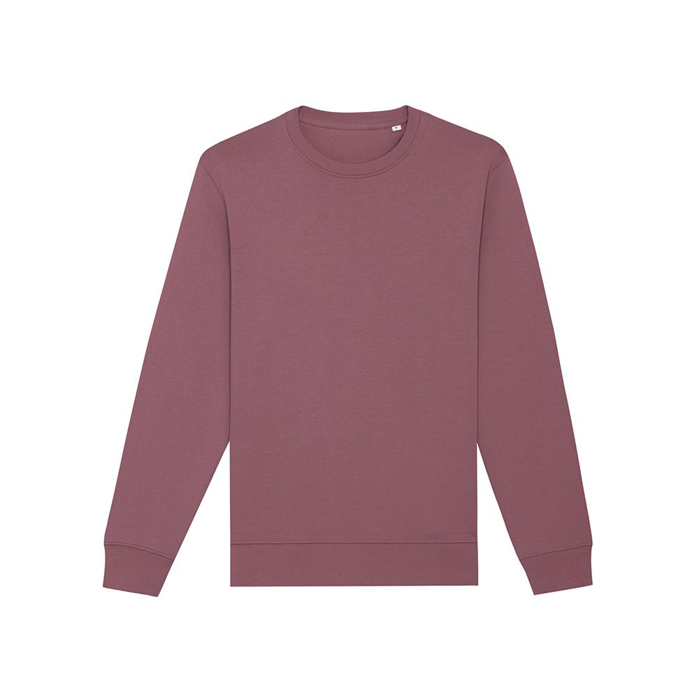 Bluzy - Bluza Unisex Changer - STSU823 - Hibiscus Rose - RAVEN - koszulki reklamowe z nadrukiem, odzież reklamowa i gastronomiczna