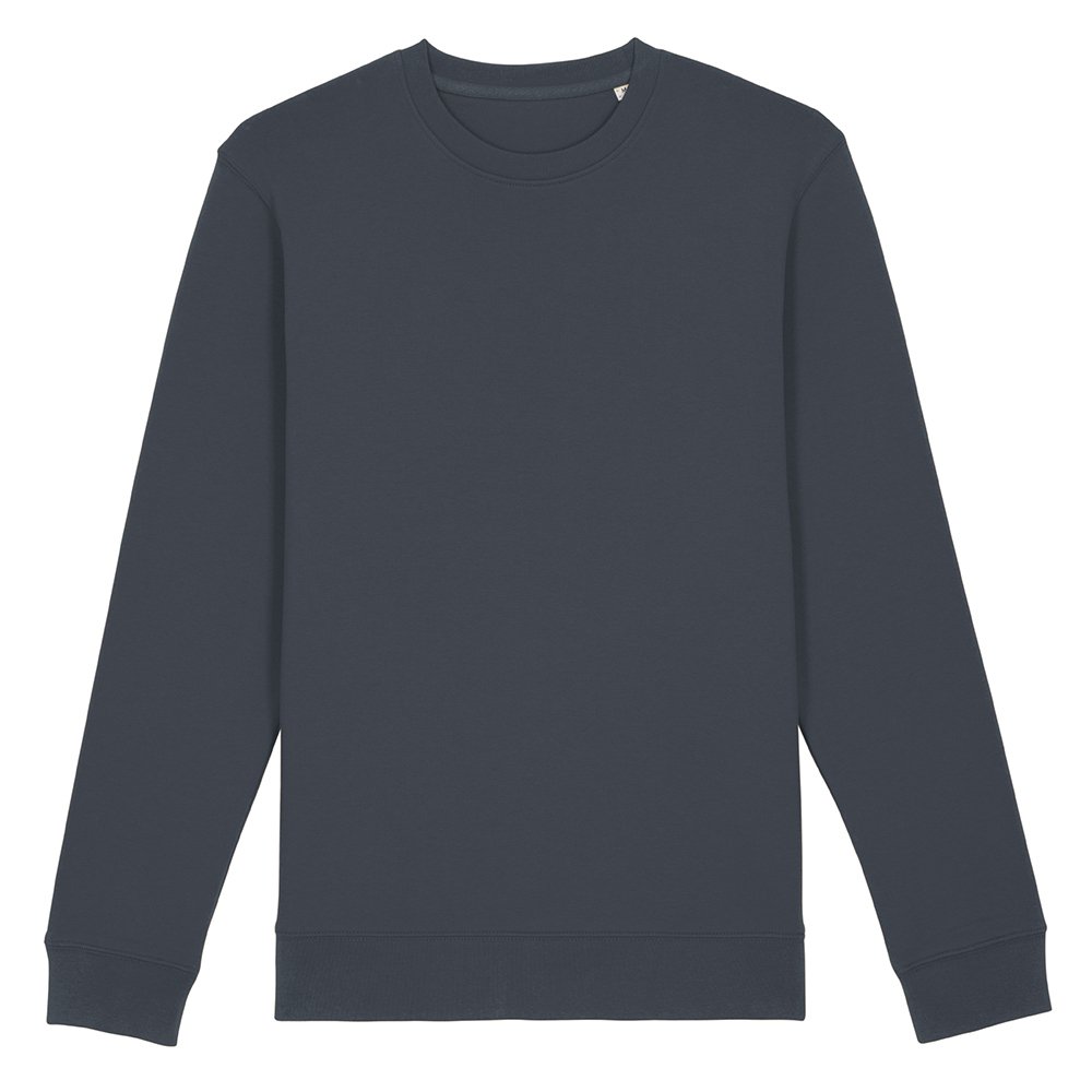 Bluzy - Bluza Unisex Changer - STSU823 - India Ink Grey - RAVEN - koszulki reklamowe z nadrukiem, odzież reklamowa i gastronomiczna