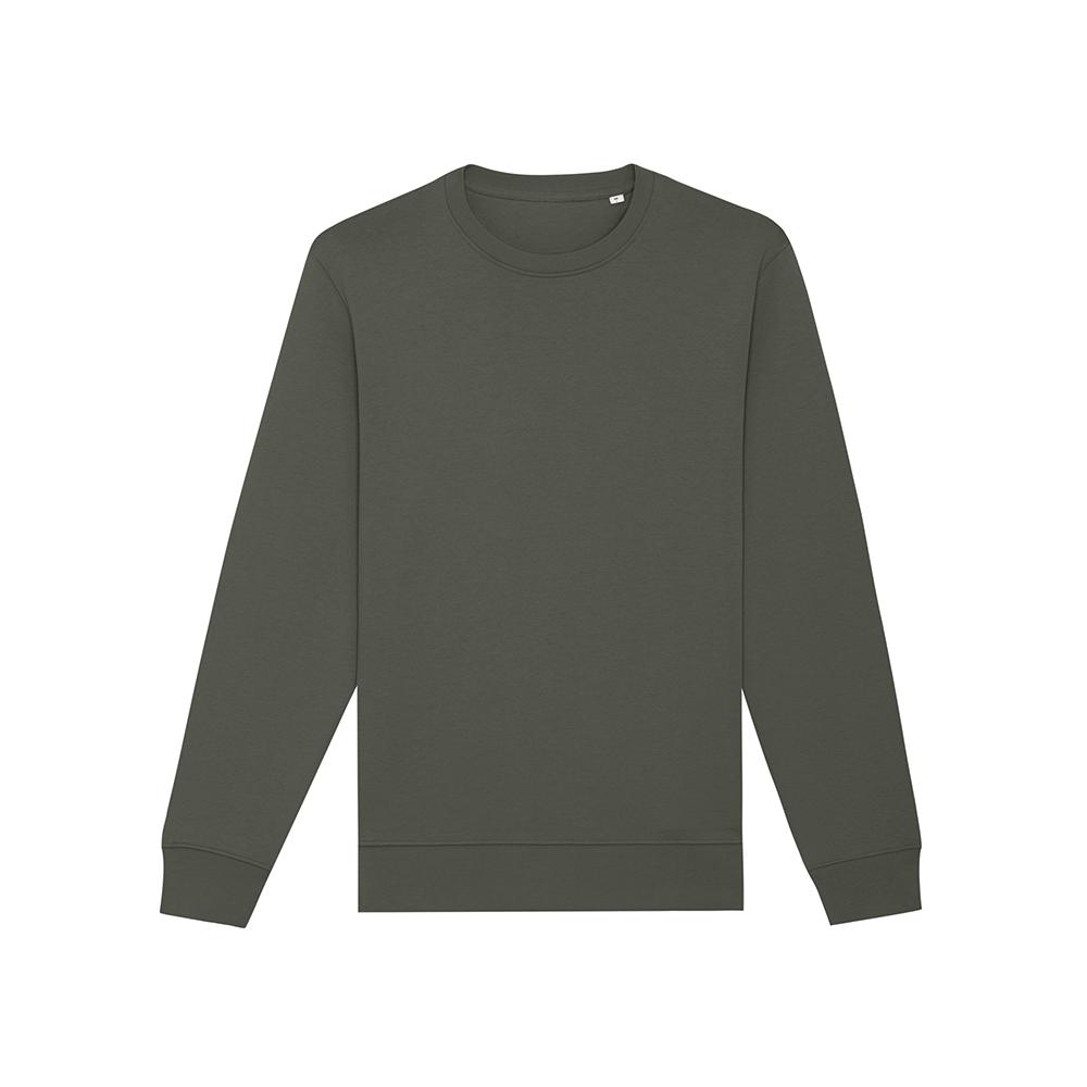 Bluzy - Bluza Unisex Changer - STSU823 - Khaki - RAVEN - koszulki reklamowe z nadrukiem, odzież reklamowa i gastronomiczna