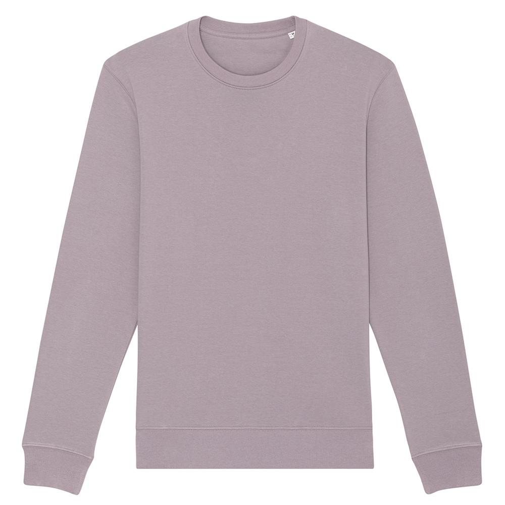 Bluzy - Bluza Unisex Changer - STSU823 - Lilac Petal - RAVEN - koszulki reklamowe z nadrukiem, odzież reklamowa i gastronomiczna