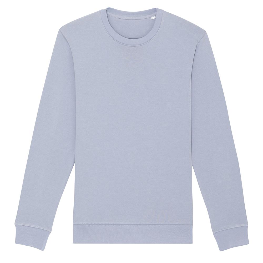 Bluzy - Bluza Unisex Changer - STSU823 - Serene Blue - RAVEN - koszulki reklamowe z nadrukiem, odzież reklamowa i gastronomiczna