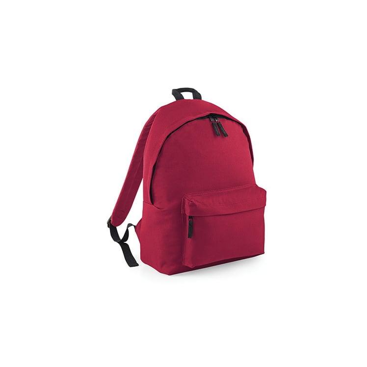 Torby i plecaki - Original Fashion Backpack - BG125 - Claret - RAVEN - koszulki reklamowe z nadrukiem, odzież reklamowa i gastronomiczna
