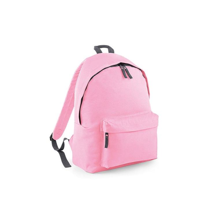 Torby i plecaki - Original Fashion Backpack - BG125 - Classic Pink - RAVEN - koszulki reklamowe z nadrukiem, odzież reklamowa i gastronomiczna