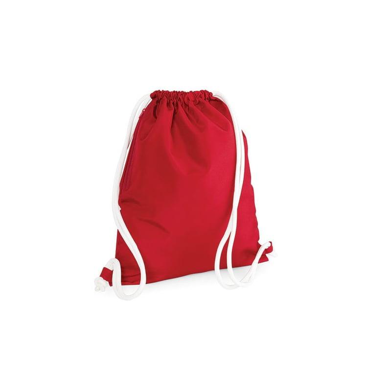 Torby i plecaki - Icon Gymsac - BG110 - Classic Red - RAVEN - koszulki reklamowe z nadrukiem, odzież reklamowa i gastronomiczna
