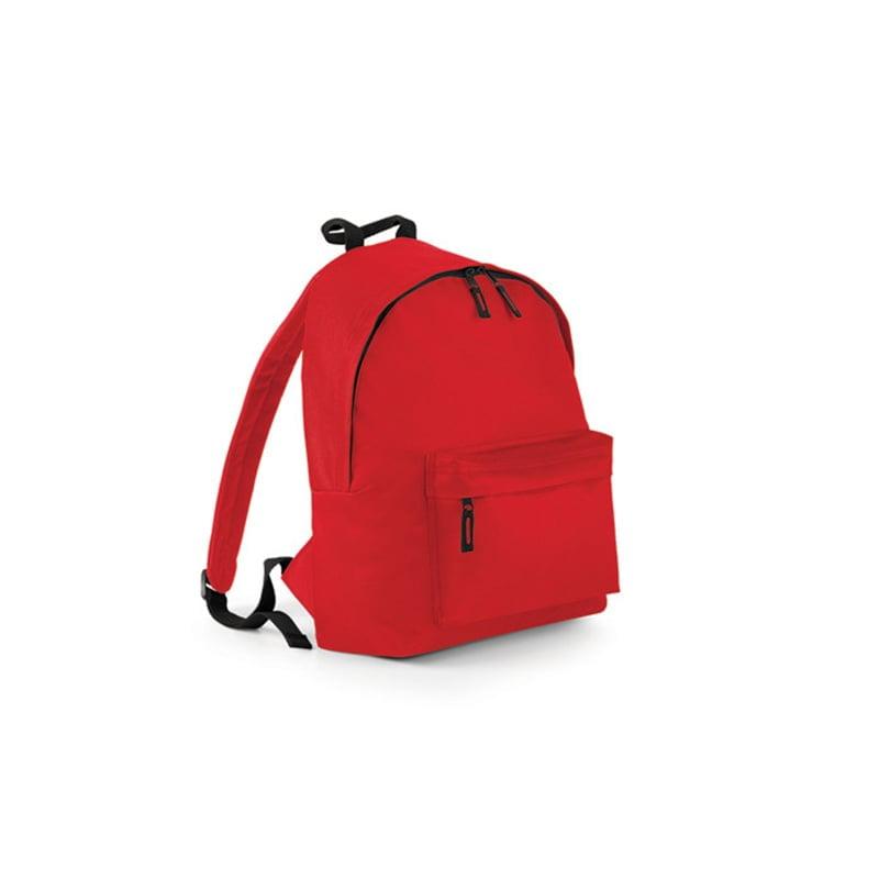 Torby i plecaki - Original Fashion Backpack - BG125 - Classic Red - RAVEN - koszulki reklamowe z nadrukiem, odzież reklamowa i gastronomiczna