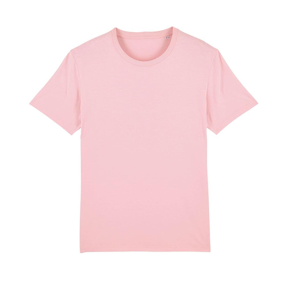 Koszulki T-Shirt - T-shirt unisex Creator - STTU755 - Cotton Pink - RAVEN - koszulki reklamowe z nadrukiem, odzież reklamowa i gastronomiczna