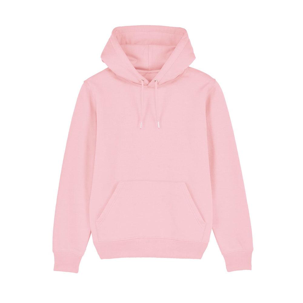 Bluzy - Bluza Unisex z Kapturem Cruiser - STSU822 - Cotton Pink - RAVEN - koszulki reklamowe z nadrukiem, odzież reklamowa i gastronomiczna