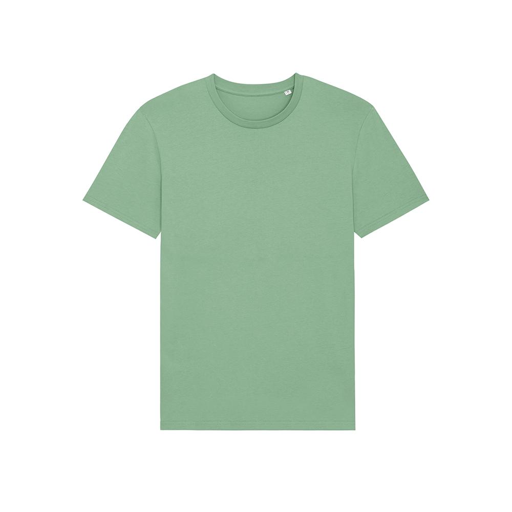 Koszulki T-Shirt - T-shirt unisex Creator - STTU755 - Dusty Mint - RAVEN - koszulki reklamowe z nadrukiem, odzież reklamowa i gastronomiczna
