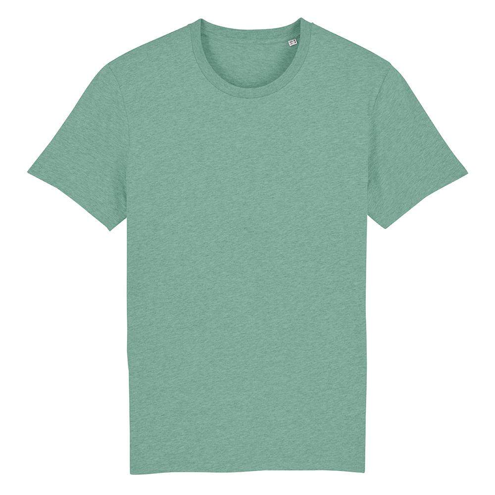 Koszulki T-Shirt - T-shirt unisex Creator - STTU755 - Mid Heather Green - RAVEN - koszulki reklamowe z nadrukiem, odzież reklamowa i gastronomiczna
