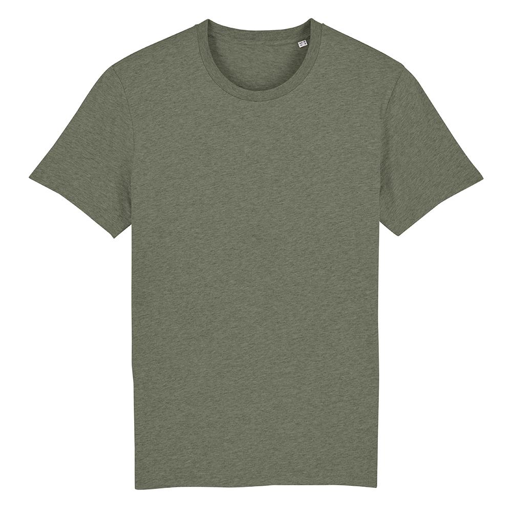 Koszulki T-Shirt - T-shirt unisex Creator - STTU755 - Mid Heather Khaki - RAVEN - koszulki reklamowe z nadrukiem, odzież reklamowa i gastronomiczna