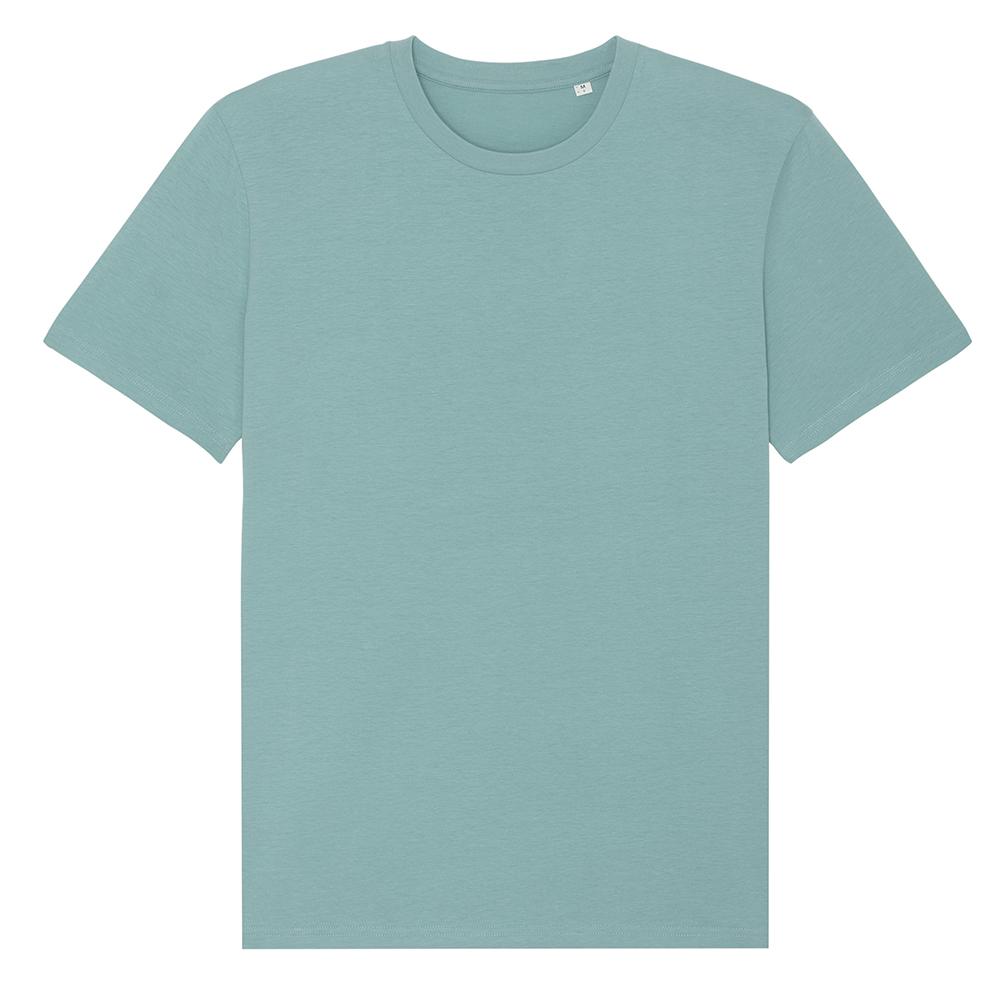 Koszulki T-Shirt - T-shirt unisex Creator - STTU755 - Teal Monstera - RAVEN - koszulki reklamowe z nadrukiem, odzież reklamowa i gastronomiczna