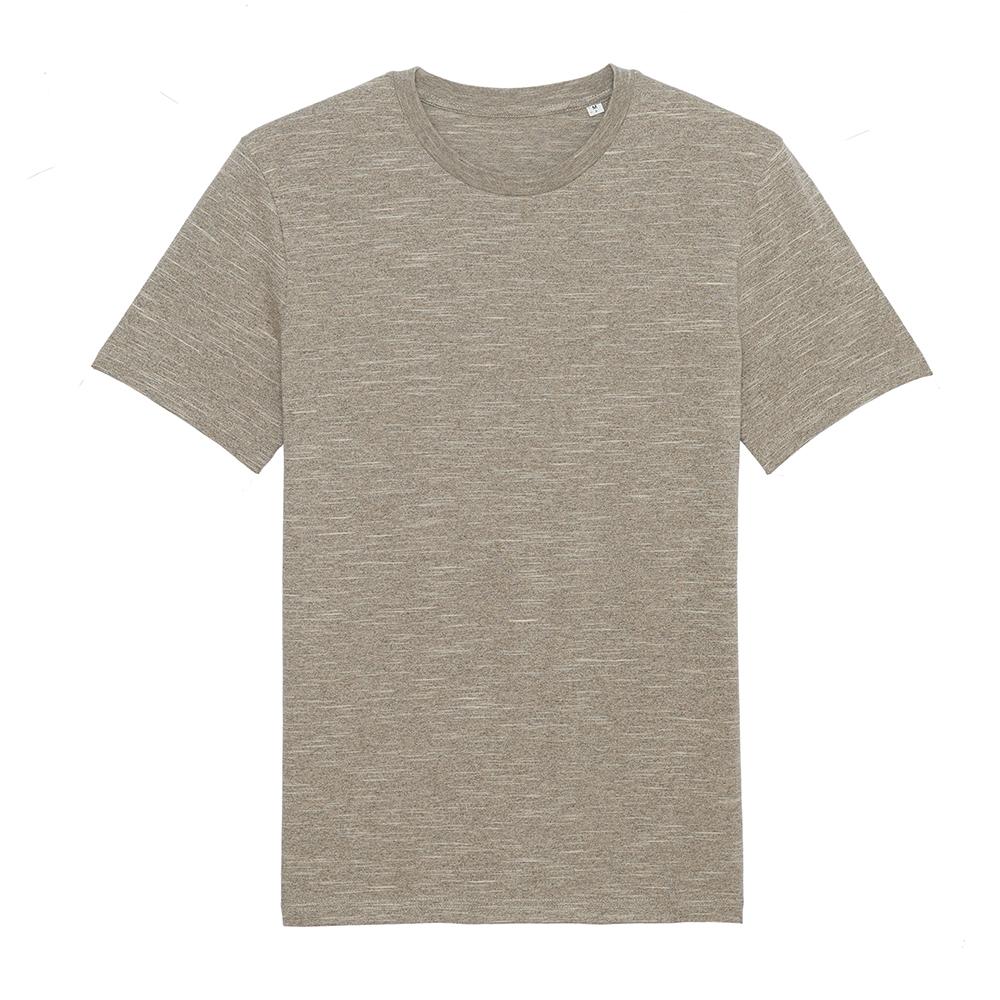 Koszulki T-Shirt - T-shirt unisex Creator - STTU755 - Wooden Heather - RAVEN - koszulki reklamowe z nadrukiem, odzież reklamowa i gastronomiczna