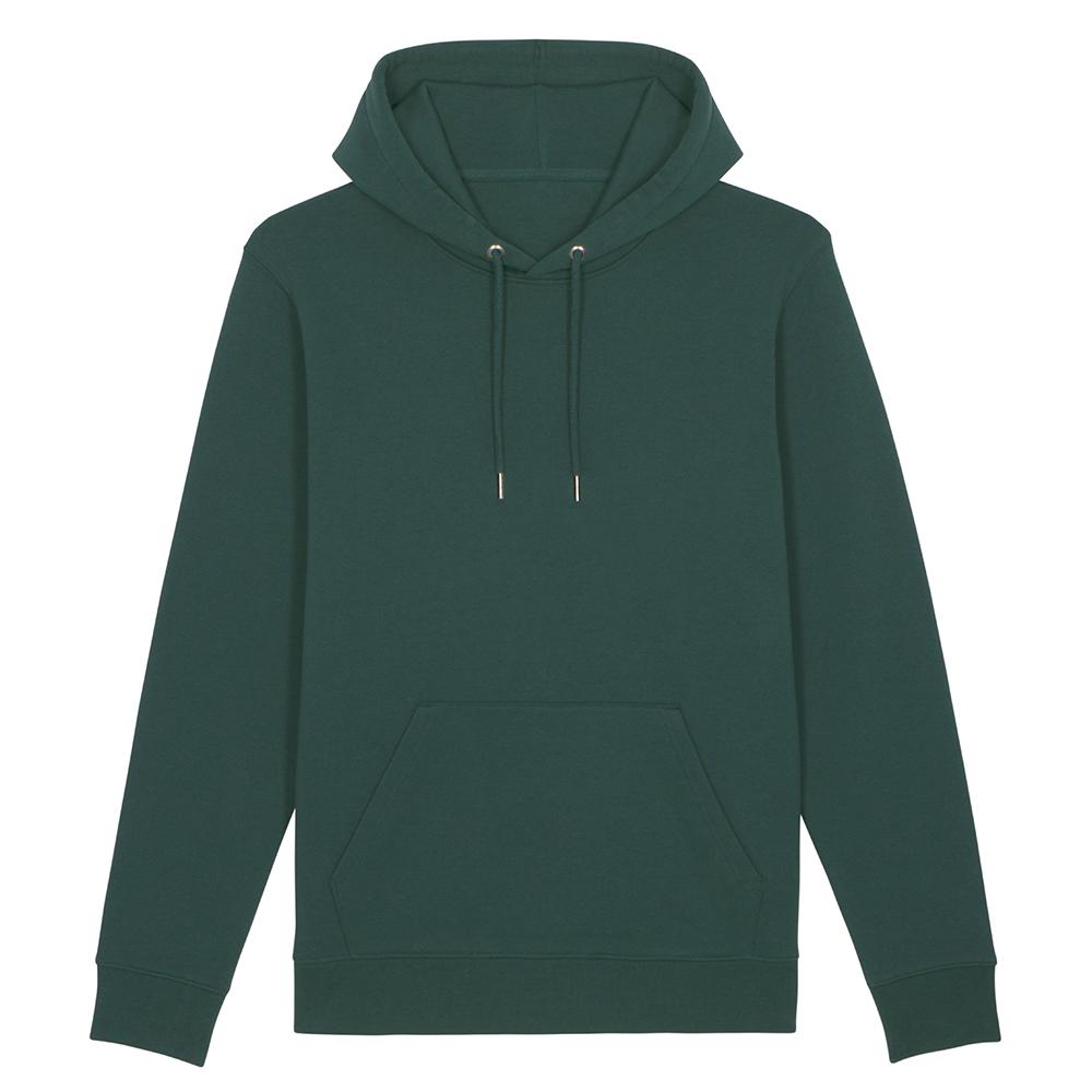 Bluzy - Bluza Unisex z Kapturem Cruiser - STSU822 - Glazed Green - RAVEN - koszulki reklamowe z nadrukiem, odzież reklamowa i gastronomiczna