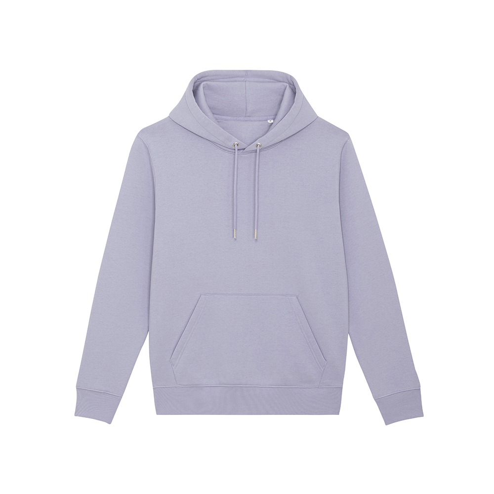 Bluzy - Bluza Unisex z Kapturem Cruiser - STSU822 - Lavender - RAVEN - koszulki reklamowe z nadrukiem, odzież reklamowa i gastronomiczna