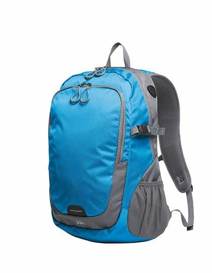 Torby i plecaki - Backpack Step L - 1813063 - Cyan - RAVEN - koszulki reklamowe z nadrukiem, odzież reklamowa i gastronomiczna