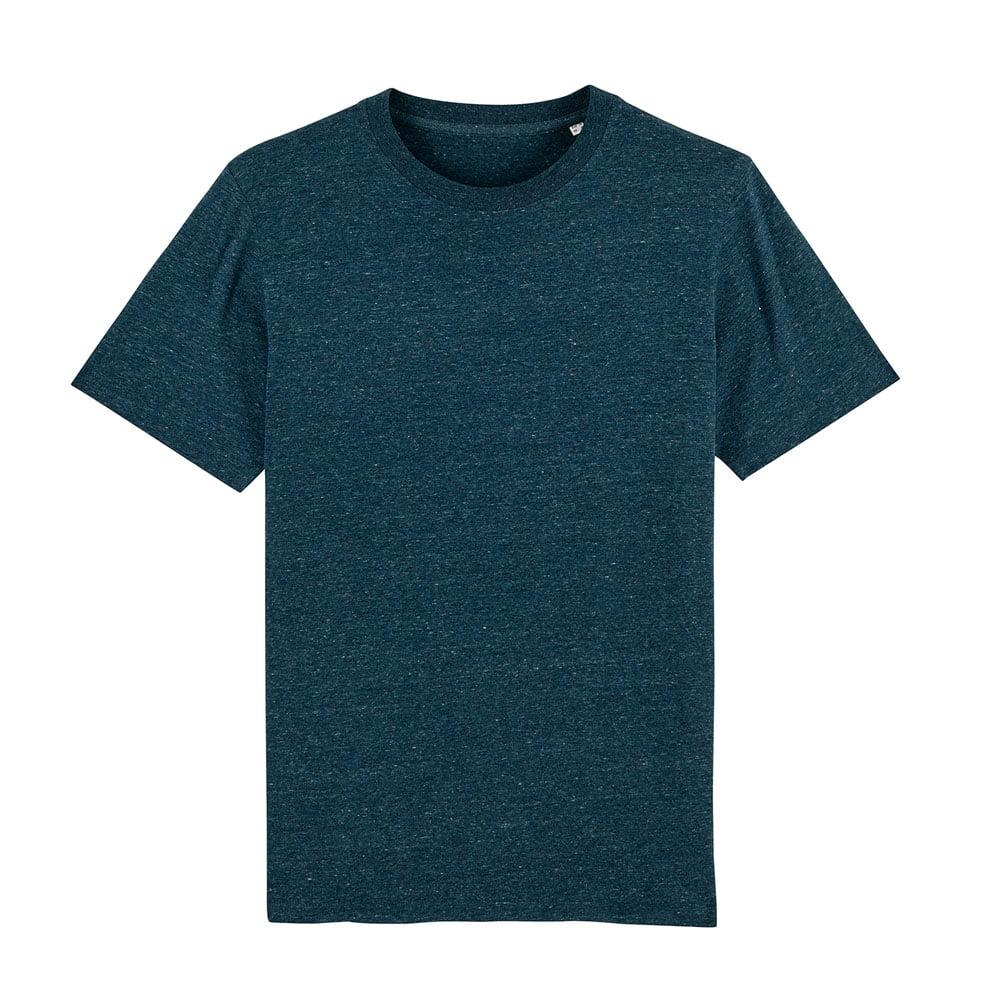 Koszulki T-Shirt - Męski T-shirt Stanley Sparker - STTM559 - Dark Heather Denim - RAVEN - koszulki reklamowe z nadrukiem, odzież reklamowa i gastronomiczna