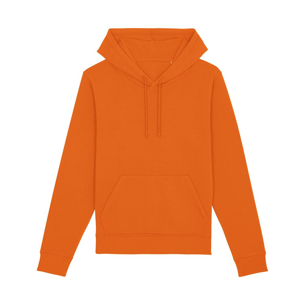 Bluzy - Bluza Drummer - STSU812 - Bright Orange - RAVEN - koszulki reklamowe z nadrukiem, odzież reklamowa i gastronomiczna