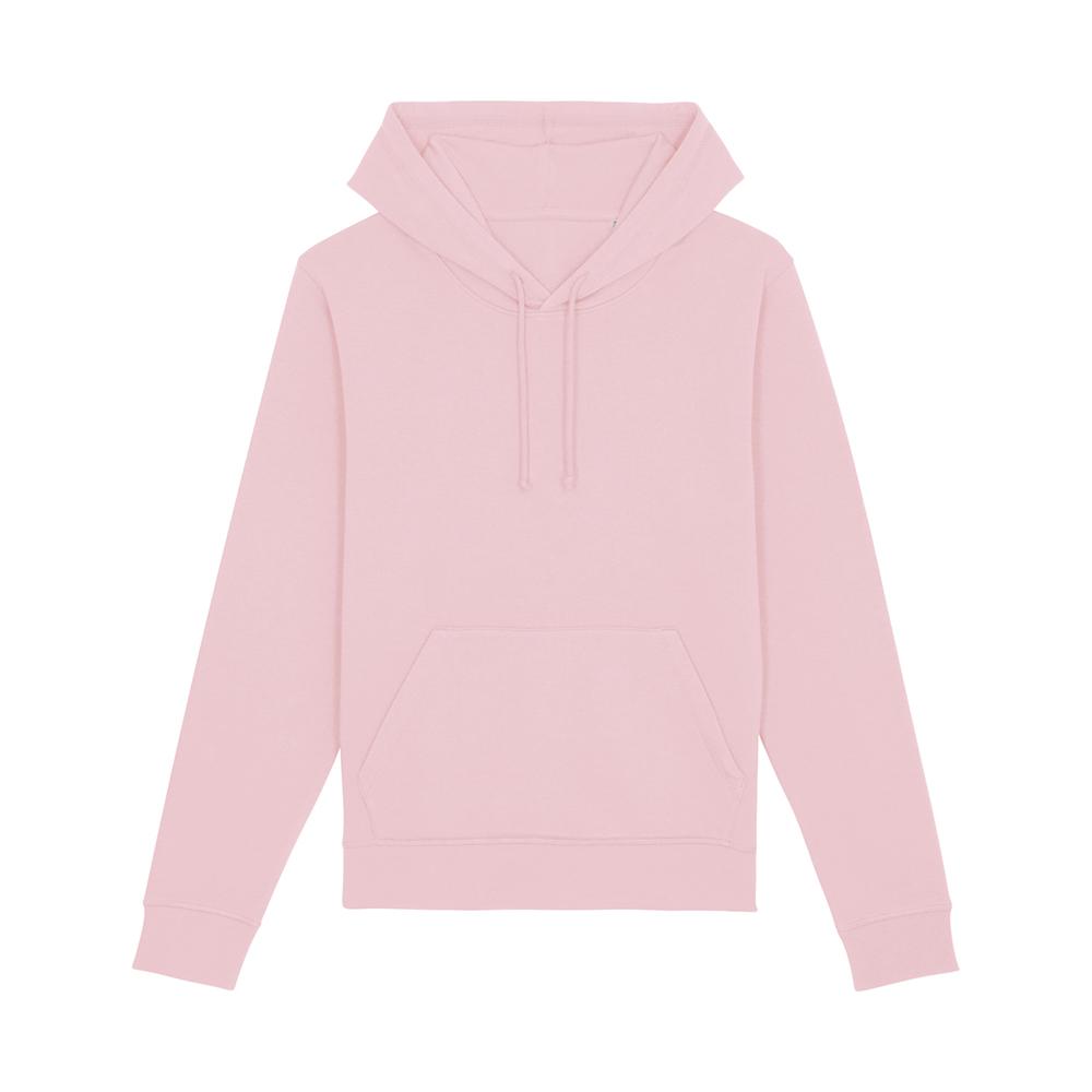 Bluzy - Bluza Drummer - STSU812 - Cotton Pink - RAVEN - koszulki reklamowe z nadrukiem, odzież reklamowa i gastronomiczna