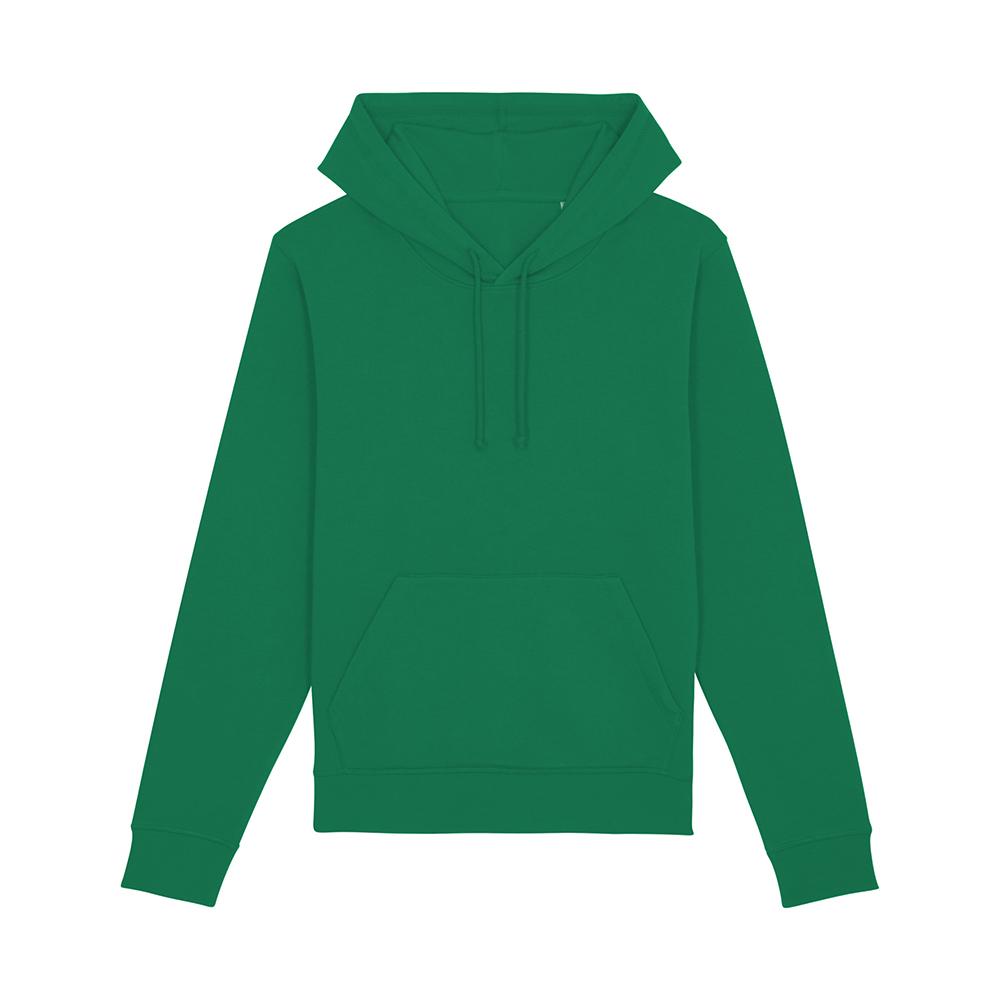 Bluzy - Bluza Drummer - STSU812 - Varsity Green - RAVEN - koszulki reklamowe z nadrukiem, odzież reklamowa i gastronomiczna