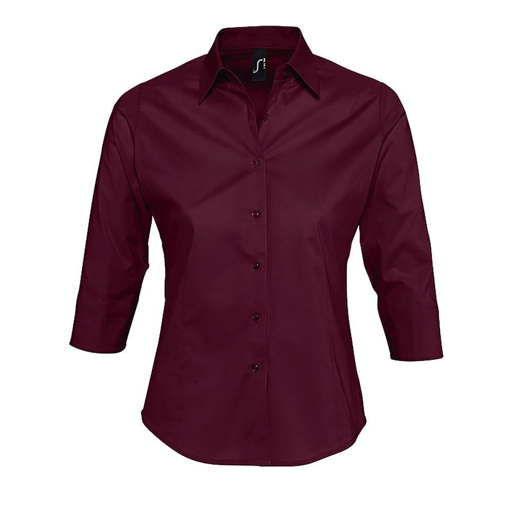 Damska bluzka z rękawem 3/4 Effect