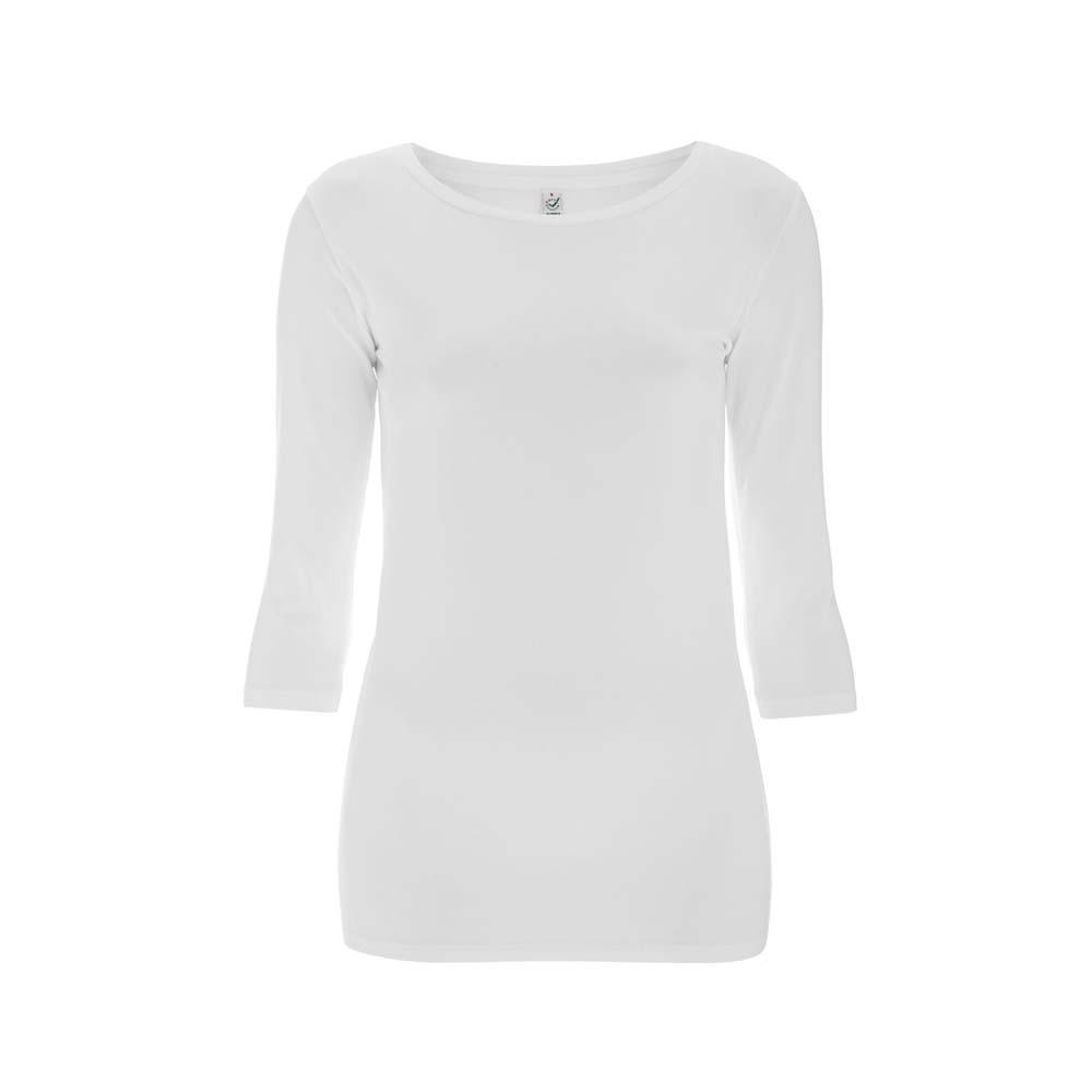 Damski T-shirt z rękawem 3/4 EP07