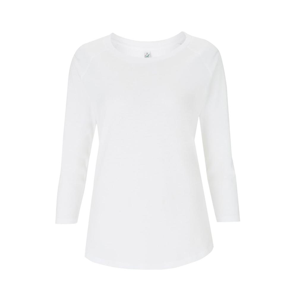Damski Tencel Blend Raglan T-shirt EP47