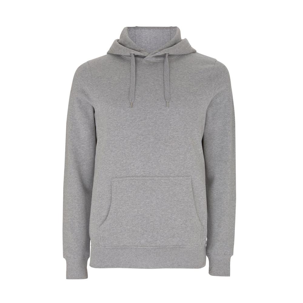 Bluzy - Bluza Unisex Pullover Hoody EP51P - MGY - Melange Grey - RAVEN - koszulki reklamowe z nadrukiem, odzież reklamowa i gastronomiczna