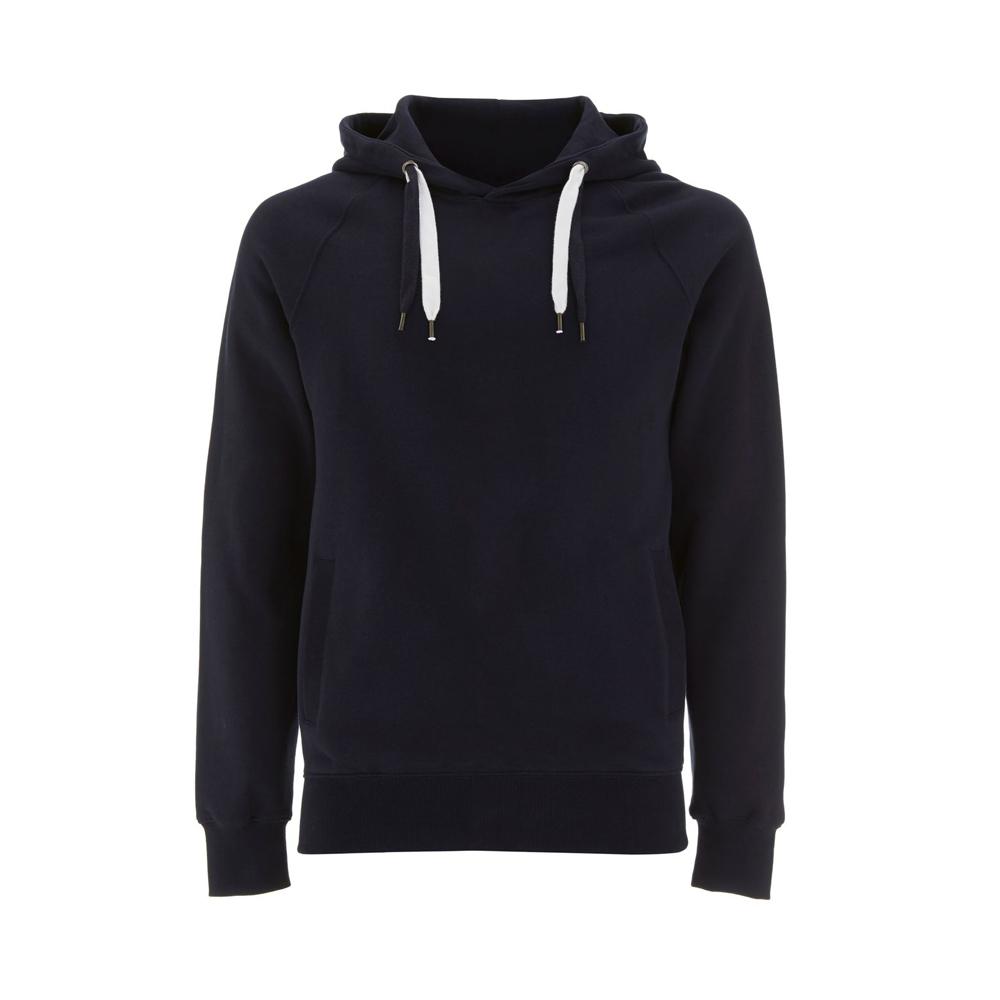 Bluzy - Bluza Unisex Pullover Hoody EP60P - NA - Navy - RAVEN - koszulki reklamowe z nadrukiem, odzież reklamowa i gastronomiczna