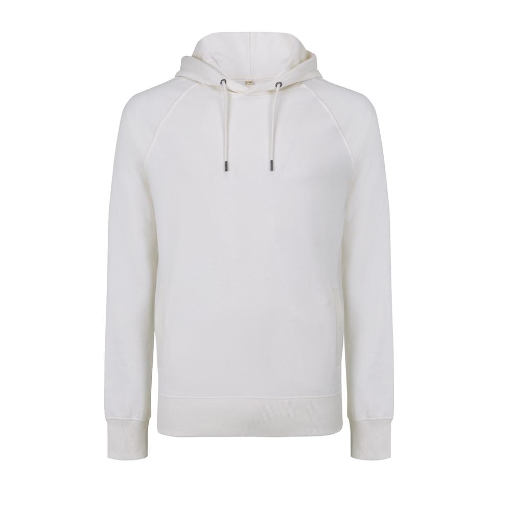 Bluzy - Bluza Unisex Raglan Pullover Hoody EP61P - WM - White Mist - RAVEN - koszulki reklamowe z nadrukiem, odzież reklamowa i gastronomiczna