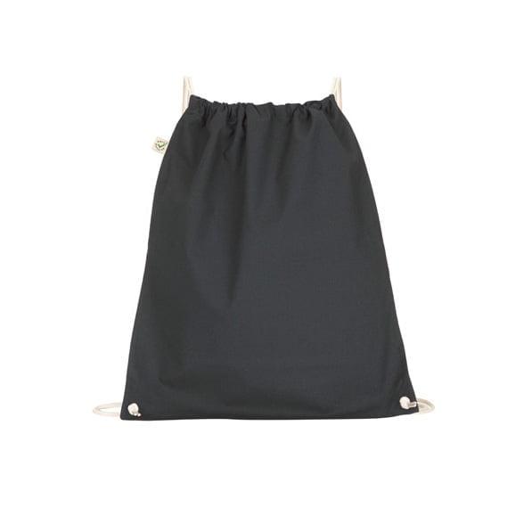 Torby i plecaki - Worek Bawełniany Drawstring - EP76 - Black - RAVEN - koszulki reklamowe z nadrukiem, odzież reklamowa i gastronomiczna