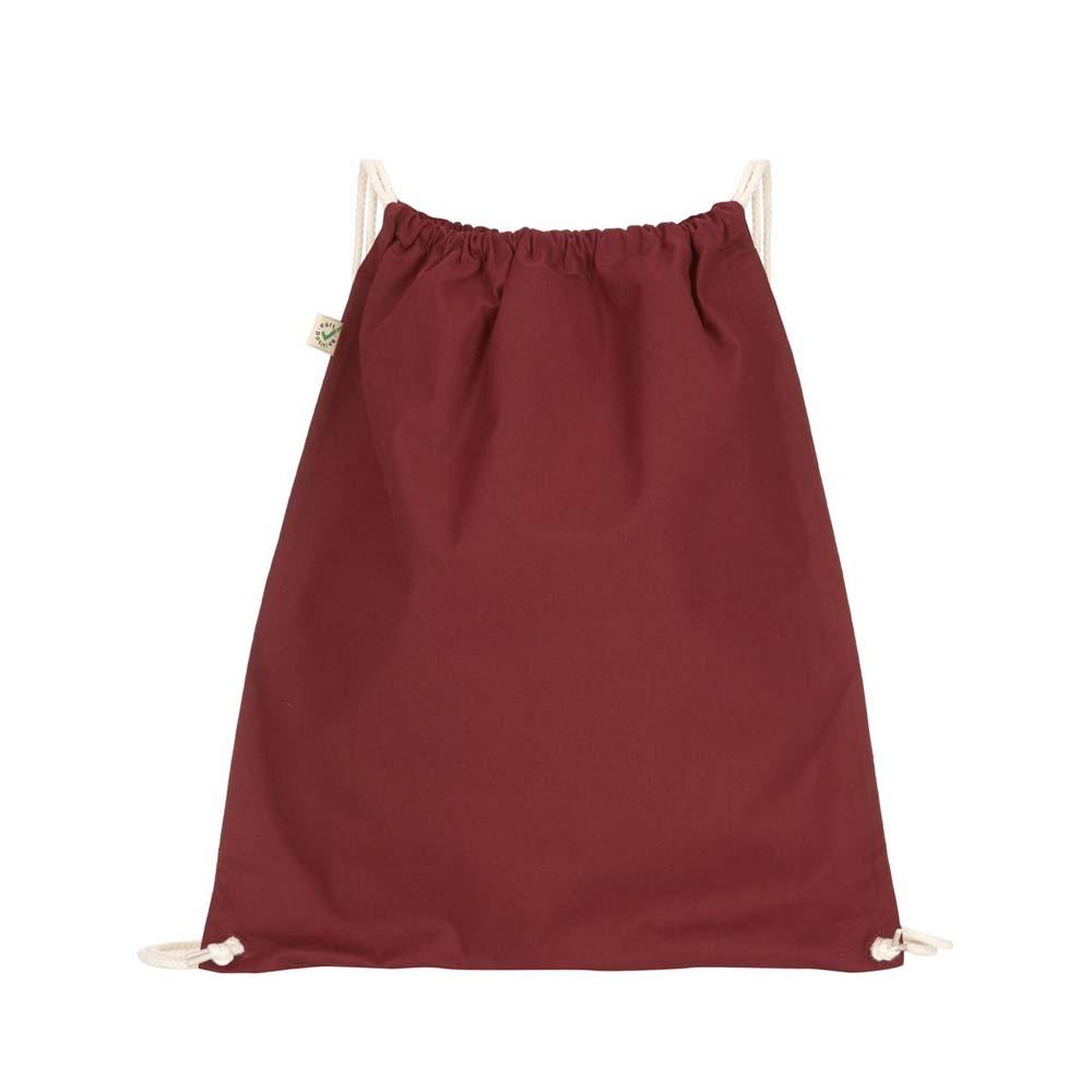 Torby i plecaki - Worek Drawstring bag EP76 - BU - Burgundy - RAVEN - koszulki reklamowe z nadrukiem, odzież reklamowa i gastronomiczna