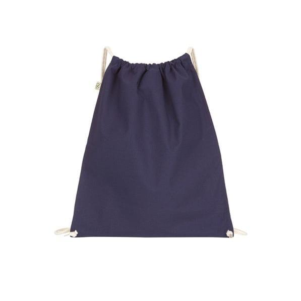 Torby i plecaki - Worek Bawełniany Drawstring - EP76 - Navy - RAVEN - koszulki reklamowe z nadrukiem, odzież reklamowa i gastronomiczna