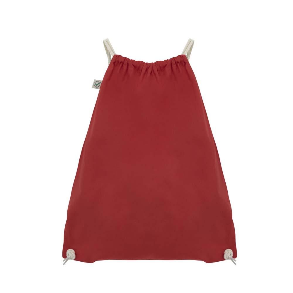 Torby i plecaki - Worek Drawstring bag EP76 - RE - Red - RAVEN - koszulki reklamowe z nadrukiem, odzież reklamowa i gastronomiczna