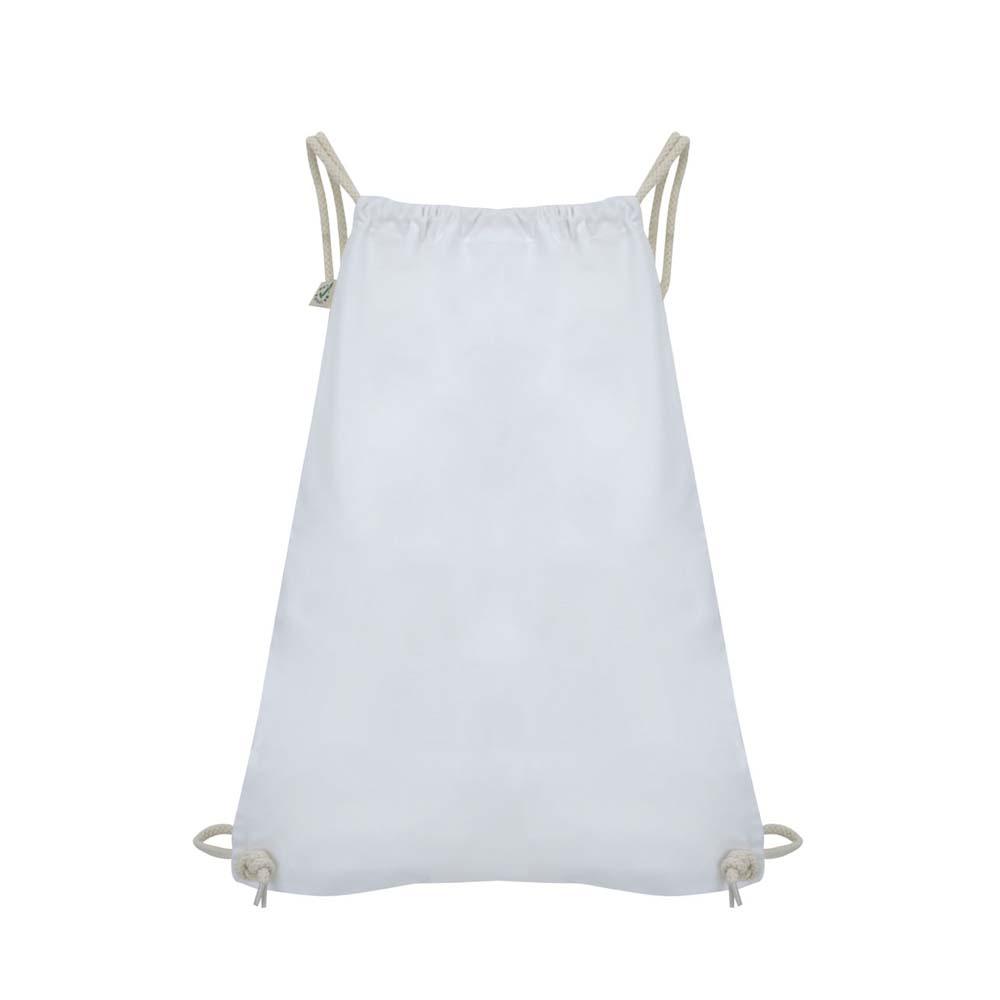 Torby i plecaki - Worek Drawstring bag EP76 - WH - White - RAVEN - koszulki reklamowe z nadrukiem, odzież reklamowa i gastronomiczna