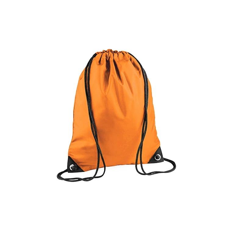 Torby i plecaki - Worek festiwalowy Premium - BG10 - Fluorescent Orange - RAVEN - koszulki reklamowe z nadrukiem, odzież reklamowa i gastronomiczna