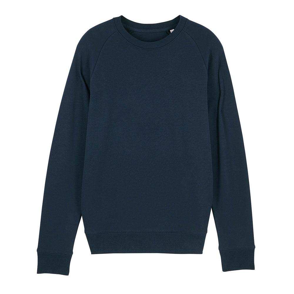 Bluzy - Męska Bluza Stanley Stroller - STSM567 - French Navy - RAVEN - koszulki reklamowe z nadrukiem, odzież reklamowa i gastronomiczna