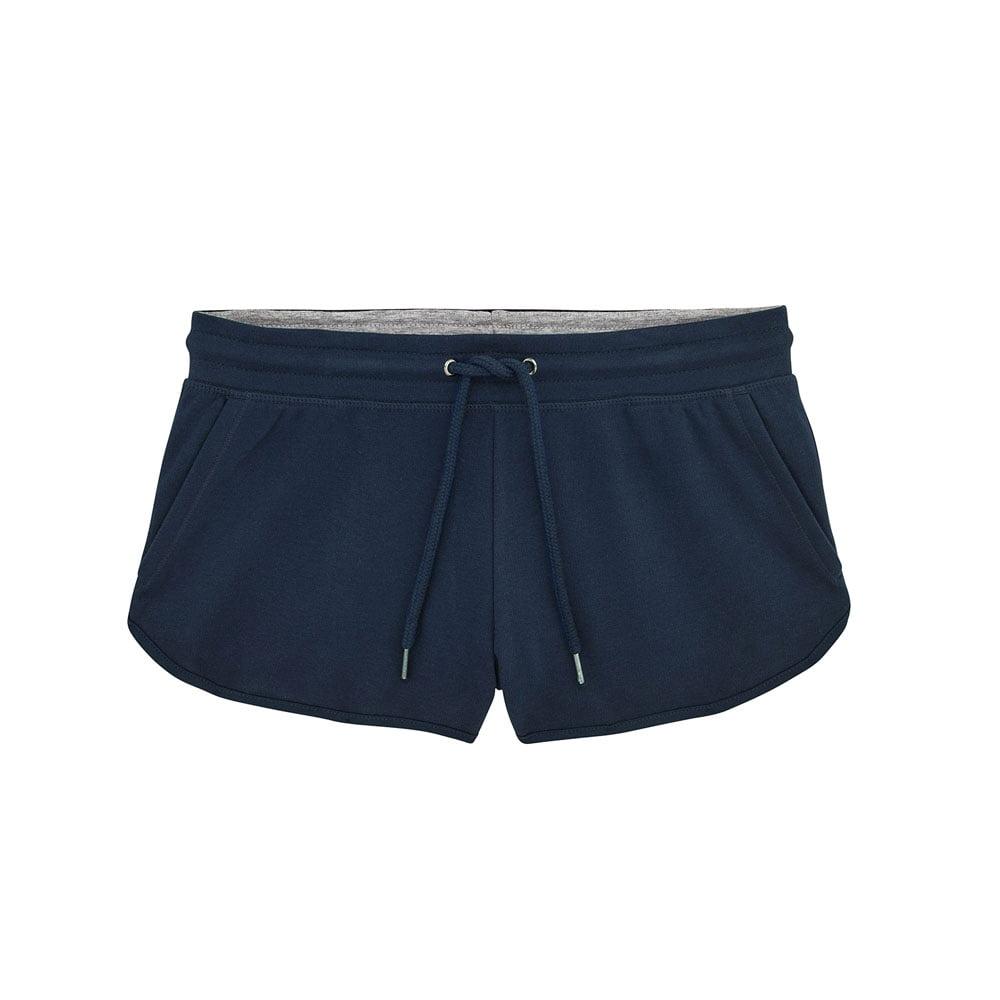 Spodnie - Damskie krótkie spodenki Stella Cuts - STBW130 - French Navy - RAVEN - koszulki reklamowe z nadrukiem, odzież reklamowa i gastronomiczna