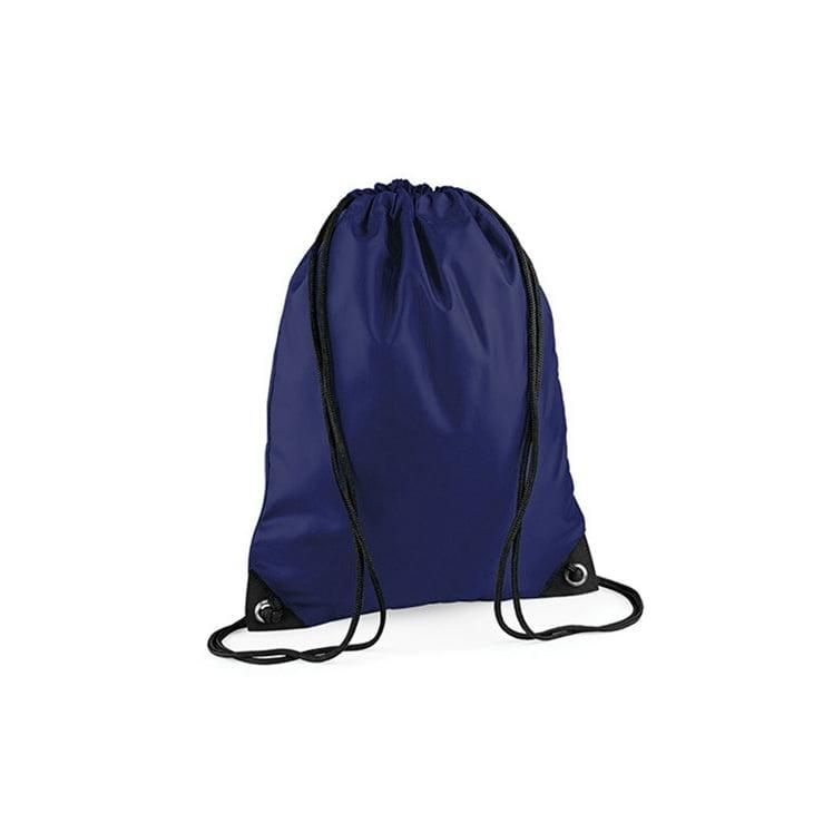 Torby i plecaki - Worek festiwalowy Premium - BG10 - French Navy - RAVEN - koszulki reklamowe z nadrukiem, odzież reklamowa i gastronomiczna