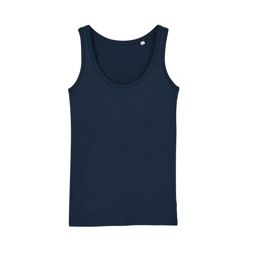 Koszulki T-Shirt - Damski Tank Top Stella Dreamer - STTW013 - French Navy - RAVEN - koszulki reklamowe z nadrukiem, odzież reklamowa i gastronomiczna