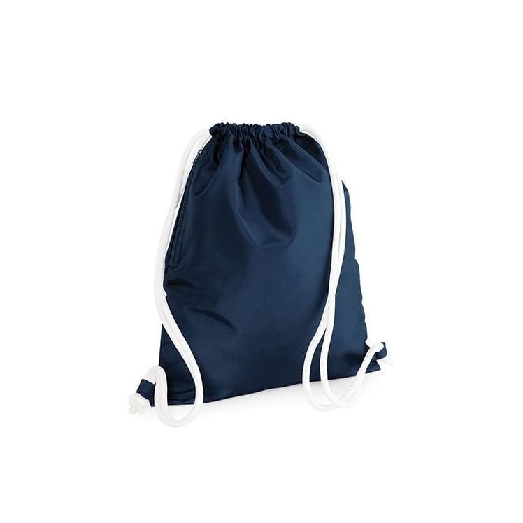 Torby i plecaki - Icon Gymsac - BG110 - French Navy - RAVEN - koszulki reklamowe z nadrukiem, odzież reklamowa i gastronomiczna