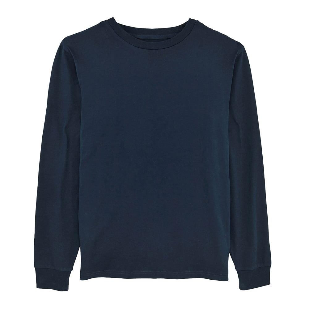 Koszulki T-Shirt - Męski Longsleeve Stanley Shifts Dry - STTM558 - French Navy - RAVEN - koszulki reklamowe z nadrukiem, odzież reklamowa i gastronomiczna