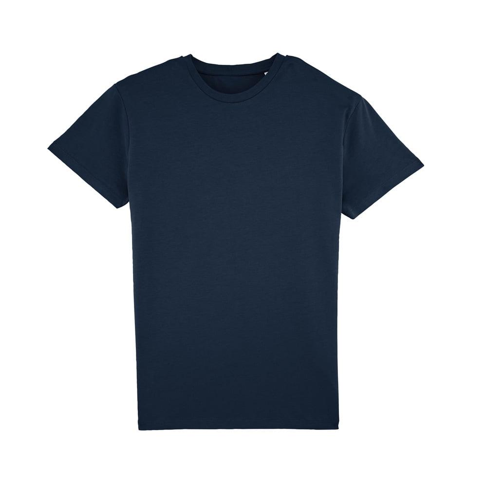Koszulki T-Shirt - Męski T-shirt Stanley Feels - STTM501 - French Navy - RAVEN - koszulki reklamowe z nadrukiem, odzież reklamowa i gastronomiczna