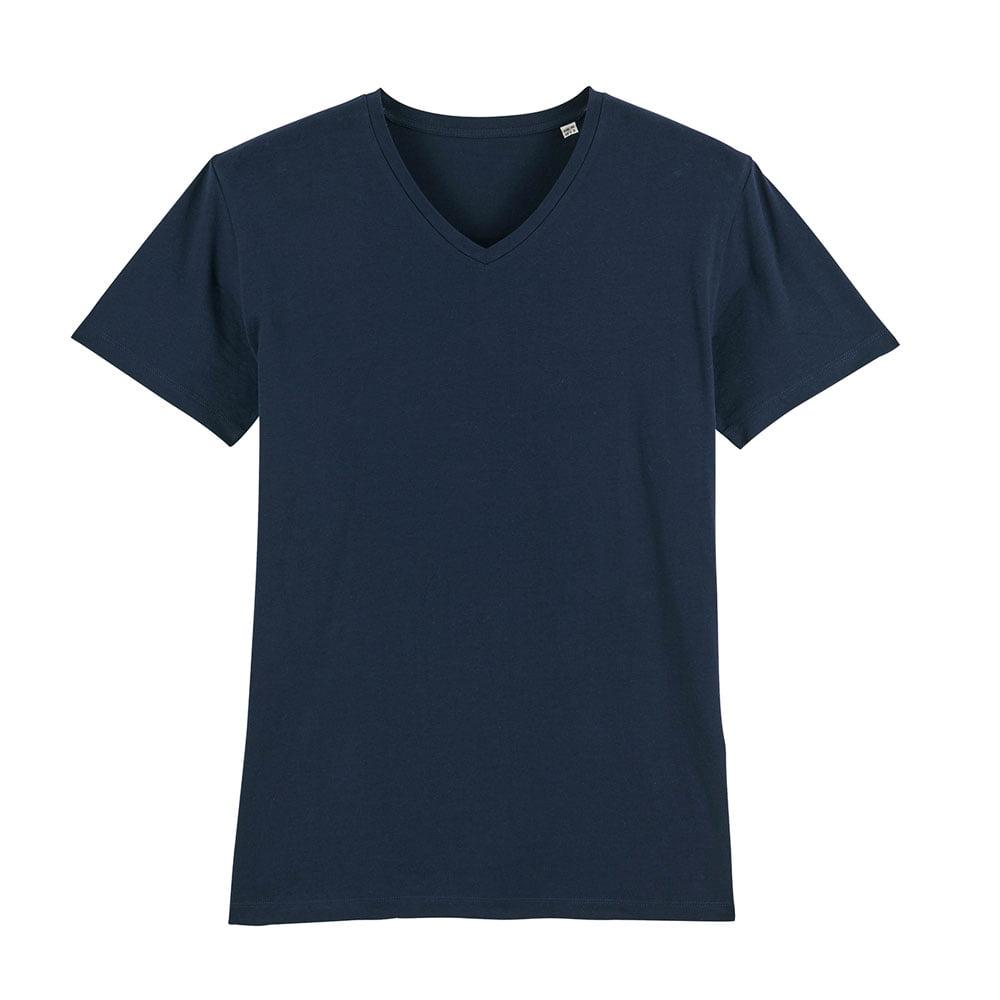 Koszulki T-Shirt - Męski T-shirt Stanley Presenter - STTM562 - French Navy - RAVEN - koszulki reklamowe z nadrukiem, odzież reklamowa i gastronomiczna
