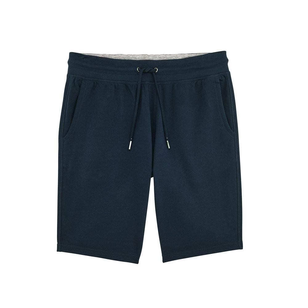 Spodnie - Męskie krótkie spodenki Stanley Shortens - STBM520 - French Navy - RAVEN - koszulki reklamowe z nadrukiem, odzież reklamowa i gastronomiczna