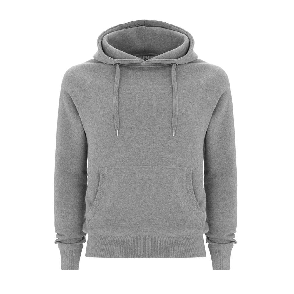Bluzy - Bluza Unisex Pullover Hoody FS60P - MGY - Melange Grey - RAVEN - koszulki reklamowe z nadrukiem, odzież reklamowa i gastronomiczna
