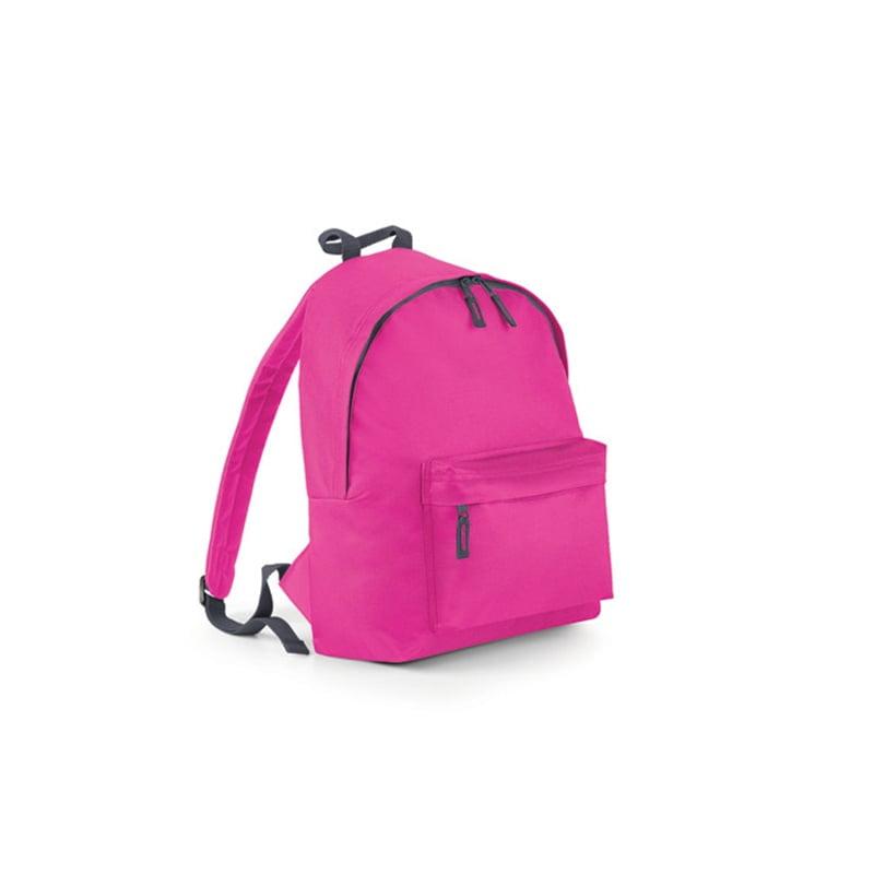 Torby i plecaki - Original Fashion Backpack - BG125 - Fuchsia - RAVEN - koszulki reklamowe z nadrukiem, odzież reklamowa i gastronomiczna