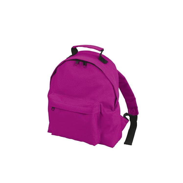 Torby i plecaki - Backpack Kids - 1802722 - Fuchsia - RAVEN - koszulki reklamowe z nadrukiem, odzież reklamowa i gastronomiczna