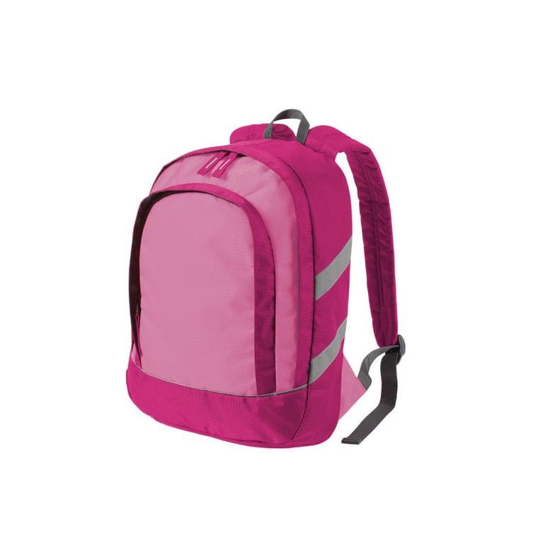 Torby i plecaki - Backpack Toddler - 1807780 - Fuchsia - RAVEN - koszulki reklamowe z nadrukiem, odzież reklamowa i gastronomiczna