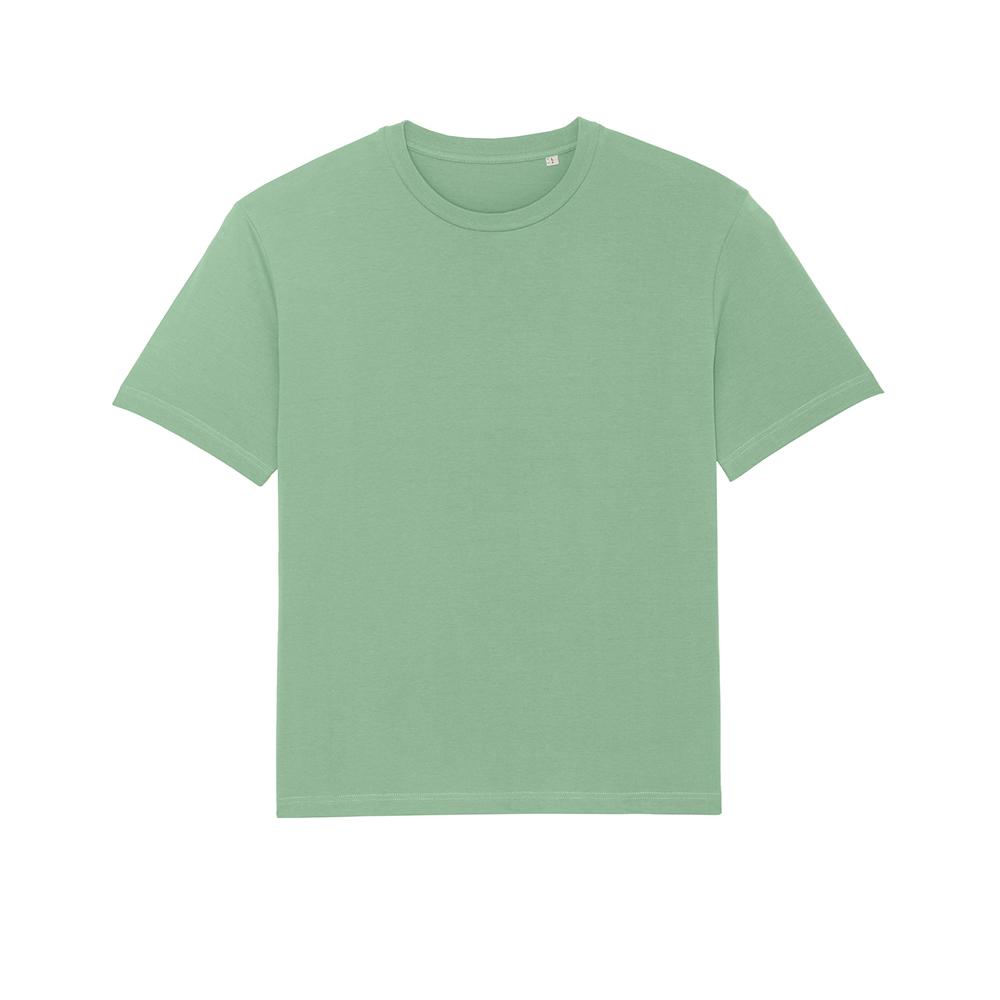 Koszulki T-Shirt - T-shirt unisex Fuser - STTU759 - Dusty Mint - RAVEN - koszulki reklamowe z nadrukiem, odzież reklamowa i gastronomiczna